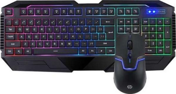 תמונה של HP Gaming Keyboard And Mouse GK1100