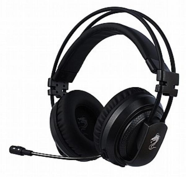 תמונה של אוזניות חוטיות Dragon V-Bass Gaming HeadSet