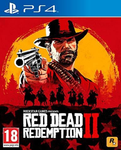 תמונה של Red Dead Redemption 2 SPECIAL EDITION PS4