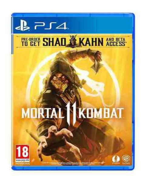 תמונה של Mortal Kombat 11 PS4