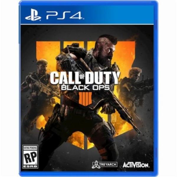 תמונה של PS4 Call Of Duty Black Ops 4