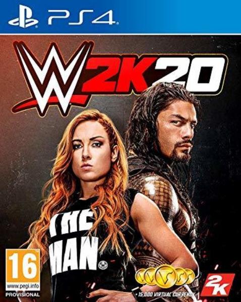תמונה של PS4 WWE 2k20
