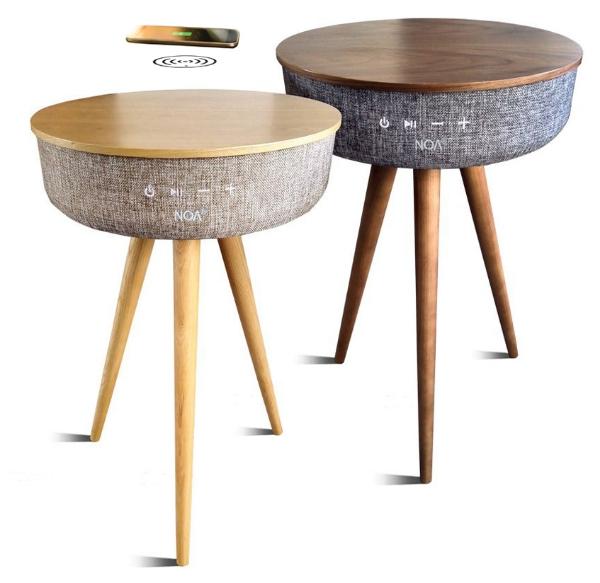 תמונה של שולחן רמקול+טעינה אלחוטית NOA Sound Box V800w