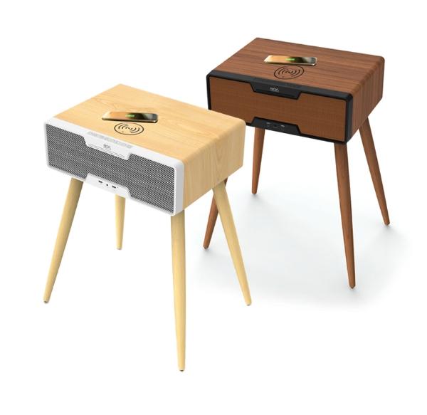תמונה של שולחן רמקול+טעינה אלחוטית NOA Sound Box V850w