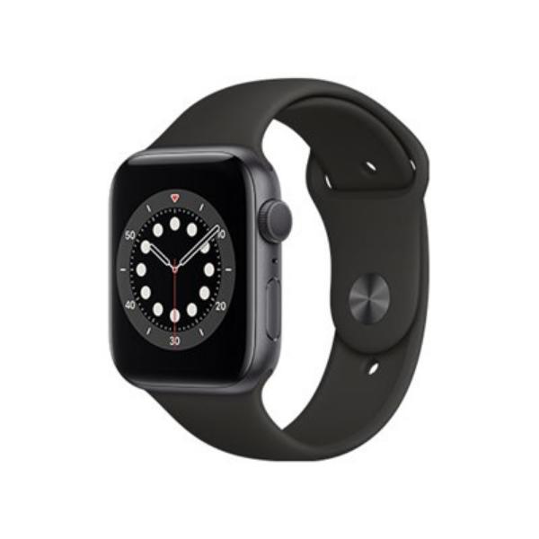 תמונה של שעון חכם Apple Watch Series 6 44mm Aluminum Case Sport Band GPS אפל